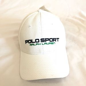 🔥NEW!🔥 Polo Ralph Lauren Performance Mesh Cap